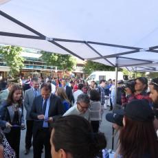 Lanzamiento en Concepción